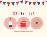 Digital Publication - British Tea