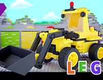 Learn colors with LEGO City High Passenger | Nursery rh