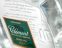 Rhum CLEMENT - COLONNE CREOLE