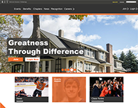 RIT Alumni Association Website Redesign