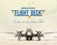 Look book - Flight Deck : Kids Fashion