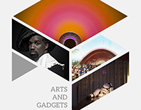 Arts And Gadgets 16-10-2015