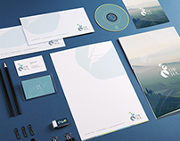 Orchestrated Harmony / ORHA Branding