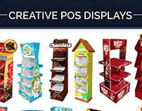 Creative POS Displays