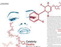 Prescription Drug Magazine Spread