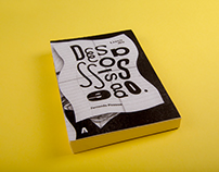 """LIVRO DO DESASSOSSEGO"" - BOOK COVER"