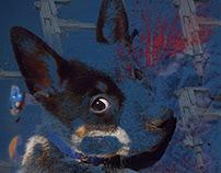 """New Pup """"UZI""""!"""