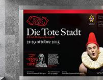 Campaign proposal for Teatro Comunale di Bologna