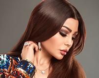 Haifa Wehbe for Al Herbaya series Ramdan 2017