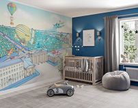 Children's room 01