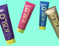 KBLO - Logo and packaging design
