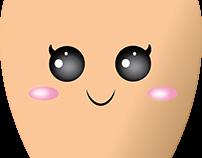 Ostomy Kawaii (icon only)
