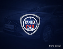Ramilex Car Brand design