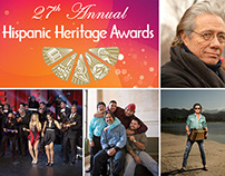 Hispanic Heritage Awards Design