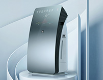 Queen Air Purifier