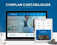 Conplan Contabilidade - New Website
