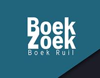 BoekZoek - Mobile Application Concept