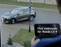 Mazda-2018: web-series for CX-9 SUV