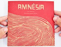 AMNÉSIA | Livro ilustrado