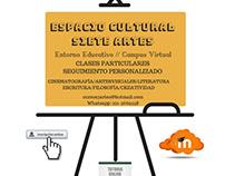 ESPACIO CULTURAL SIETE ARTES: Clases, Cursos y Docencia