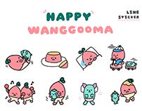 Happy wanggooma