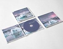 CD Cover Design - BeGun