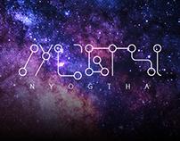 NYOGTHA | Experimental Typeface