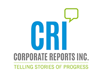 Corporate Reports, Inc. Website Rebrand