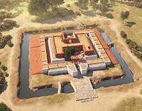 Cancho Roano, IV century BC.