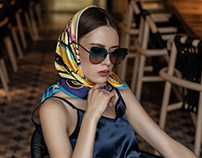 сampaign for Dolya Brand