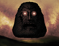 Zardoz / Arrow Blu-Ray Cover