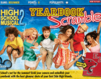 HSM2 Yearbook Scramble
