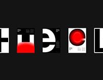 Poster Series - Helvetica Neue