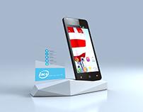 IKU Smartphone Display