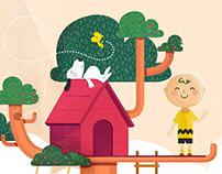 Peanuts Tree House