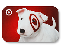 Art Direction: Target Gift Cards