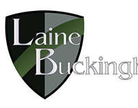 Logo design for Laine Buckingham (2011)