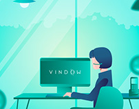 Vindow