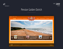 Pension Golden Ostrich