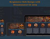 Responsive Web Design with Dreamweaver CC 2019