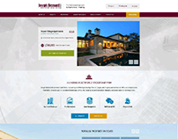 Property, Real Estate Website/UI Design