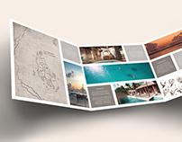 ZURI Zanzibar Tri-fold Brochure