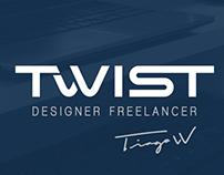 TWIST Designer Freelancer - Logo pessoal
