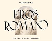 Eros Romano - Elegant Font