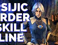 ESO: The Psijic Order Skill Line KINDA Sucks