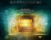 """Garuda Power"" POSTER"