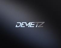 Demetz Brand Identity