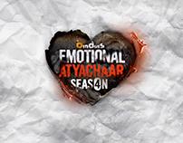 Bindass - Emotional Atyachaar Season 4