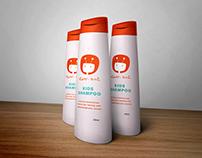 Atom Ant Kids Shampoo