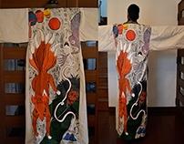 Hyakki Yakou Kimono (2013)